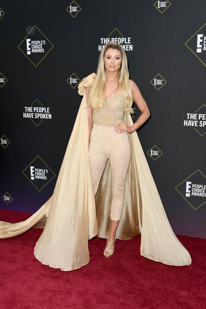 Raquel Leviss at the 2019 People's Choice Awards