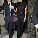 Victoria Beckham in London