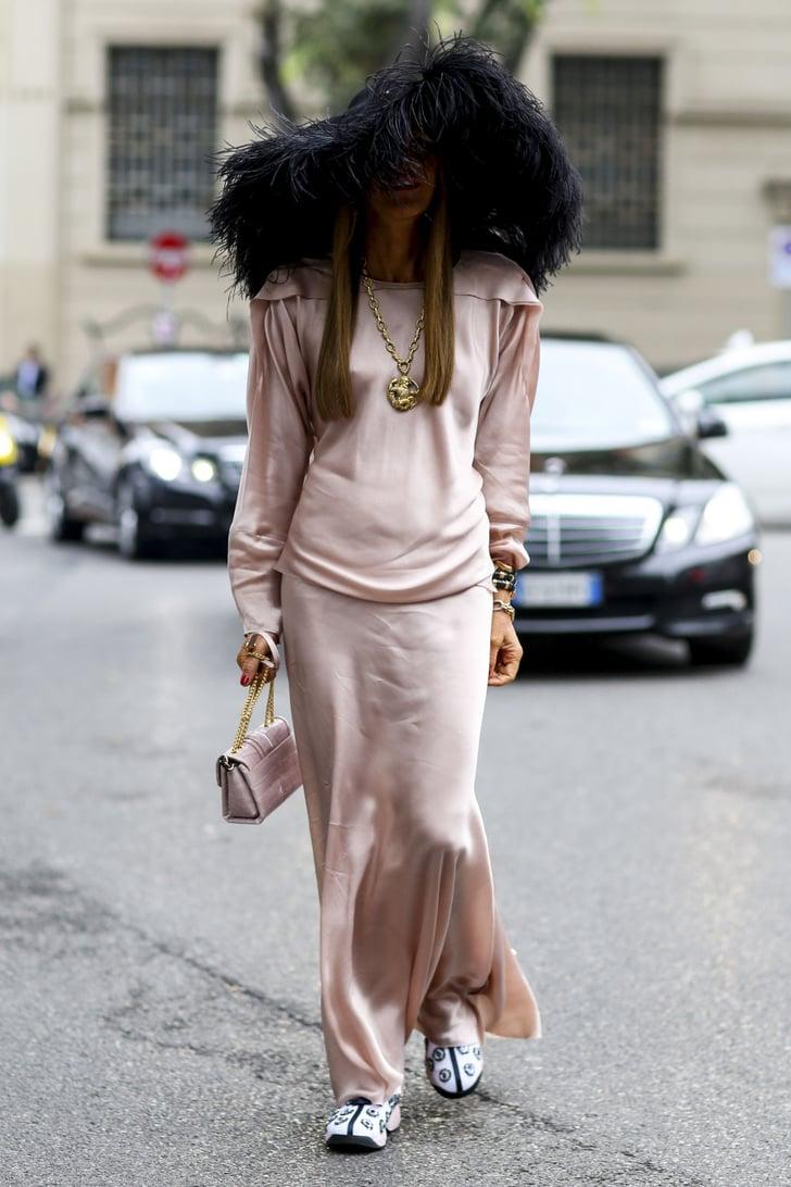 Mfw Street Style Day 4 Spring 2015 London Fashion Week Street Style Popsugar Fashion