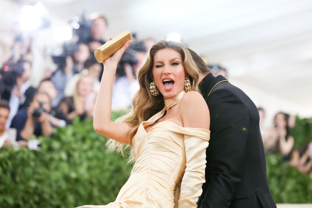 Yes, we adore seeing celebrities giving their best Blue Steel for the cameras, but sometimes the best moments are their most unguarded ones. There were plenty of these candid opportunities at the Met Gala on Monday, where stars like Kim Kardashian, Blake Lively, Rihanna, and Sarah Jessica Parker mixed and mingled — and photographers captured it all. We've rounded up the cutest candids from this year's event — scroll through for them all!      Related:                                                                                                           100+ Met Gala Pictures That Will Put You in the Middle of All the Magic