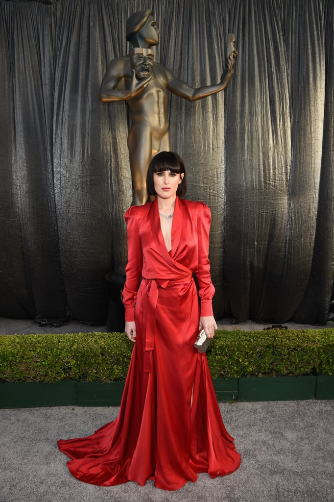 Rumer Willis at the 2019 SAG Awards