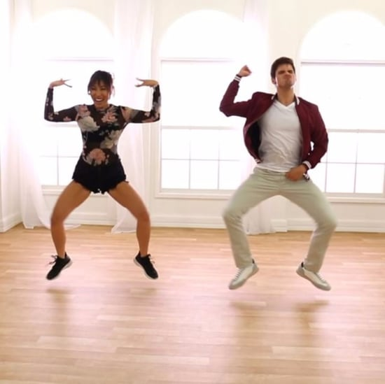Blogilates Creator Cassey Ho and The Fitness Marshall Dance