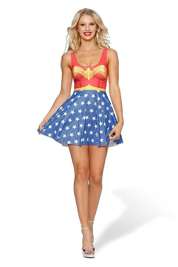 Cheap Wonder Woman Costume