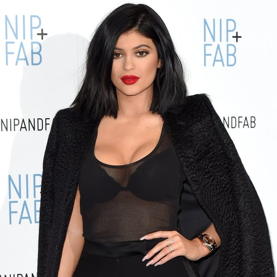 Kylie Jenner Accused of Taking Blackface Pictures