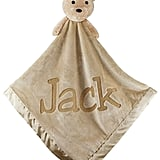 For Infants: Plush Personalized Teddy Bear Blanket