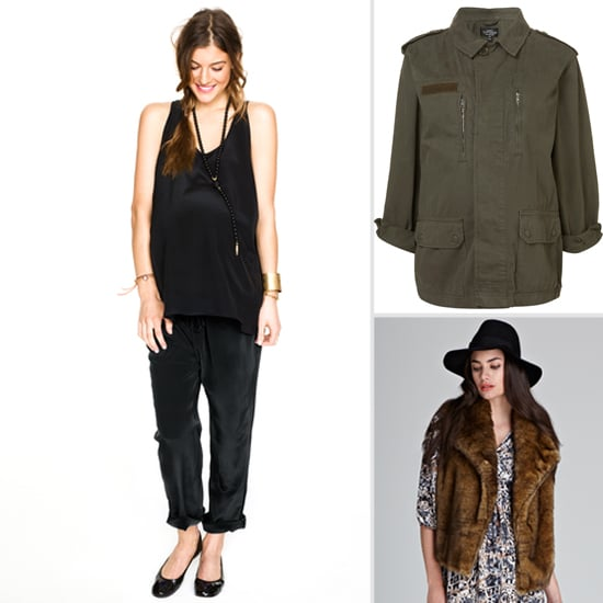 Fall Maternity Trends and Styles