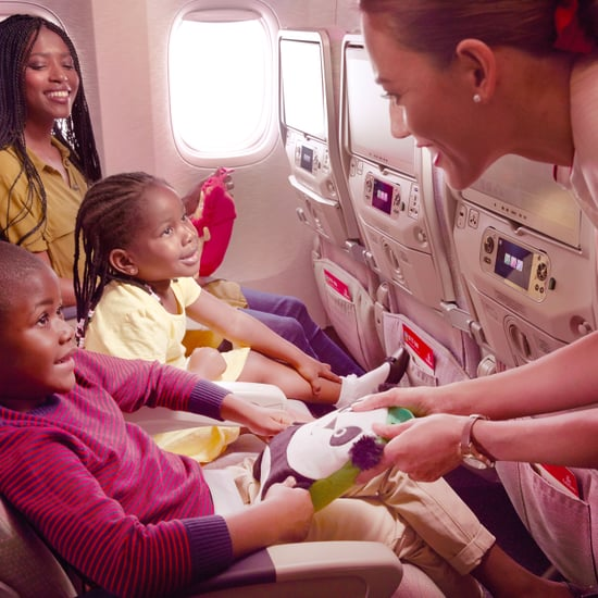 Emirates Tips For Coping With Bored Kids on Flights