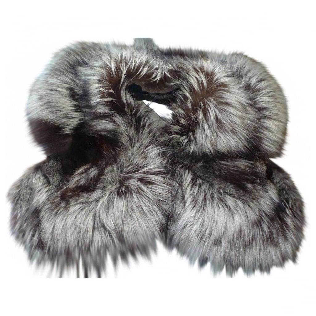 Sans Marque Vintage Fox Stole ($415)