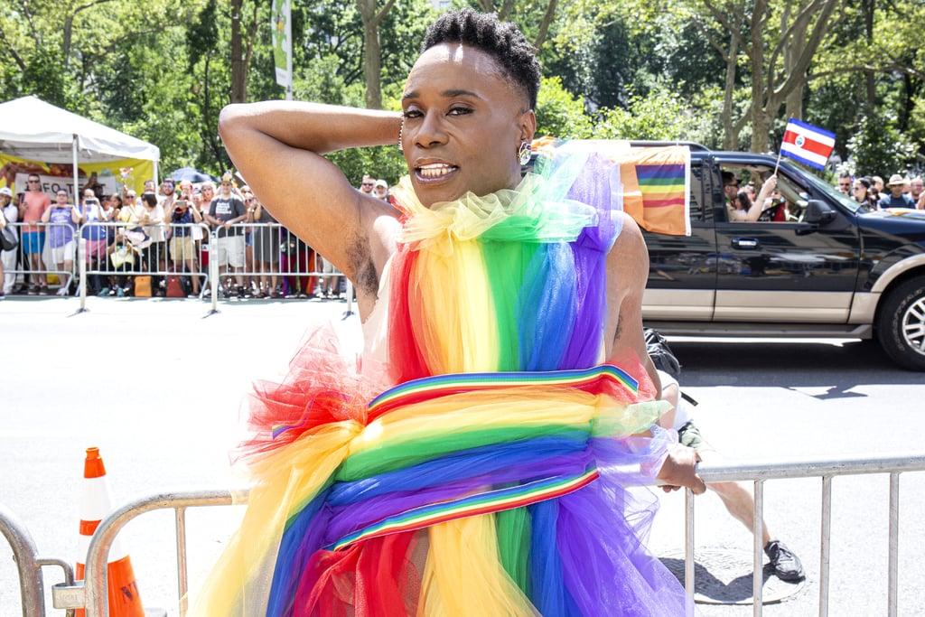 Billy Porter Pride Dress by Christian Siriano 2019