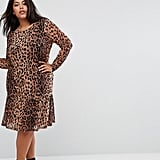 Junarose Leopard Print Dress