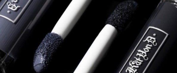 Kat Von D's Smoke & Mirrors Lip Duo Are the Only 2 Shades of Gray We Need