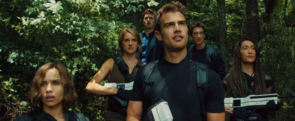 "See How the Latest Trailer For The Divergent Series: Allegiant Is Very ""Different"""