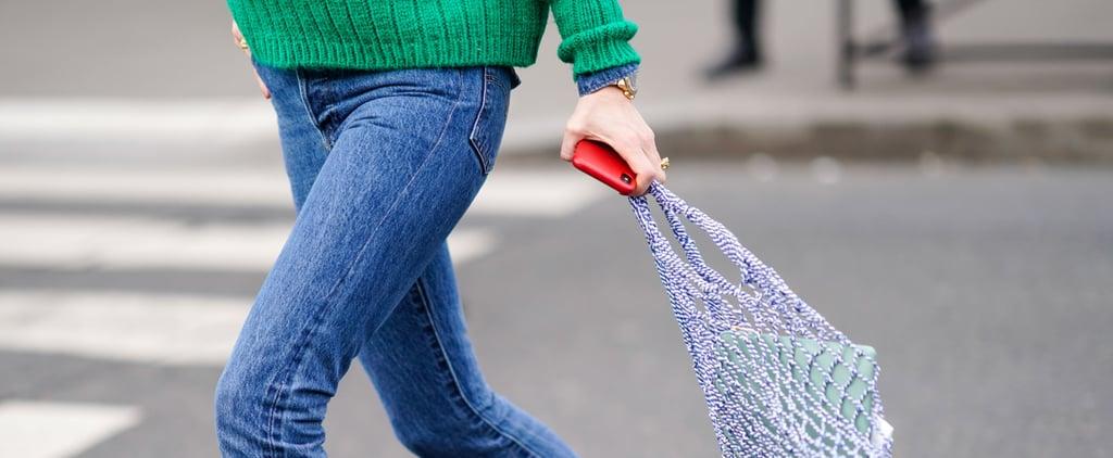 This Denim Trend Will Brighten Up Your Spring Wardrobe
