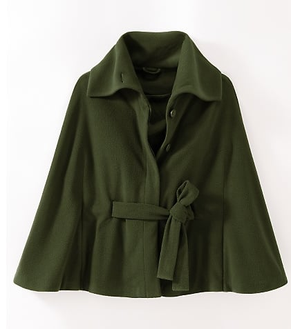 Newport News Cape-Style Coat ($30, originally $74)