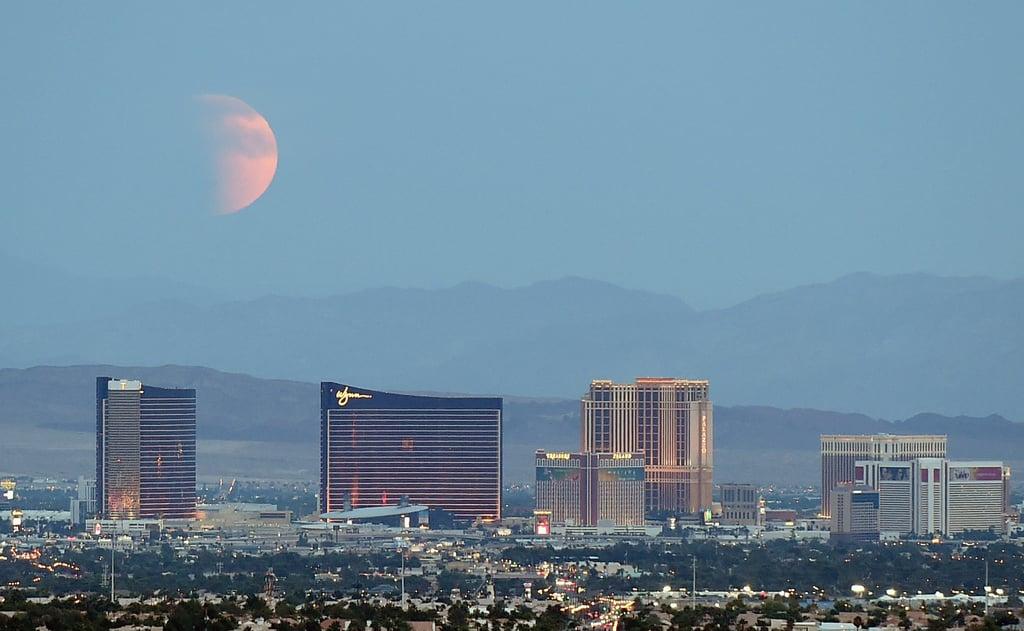 Keep an eye on the sky: Harvest moon rises Friday