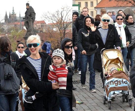 Gwen and Kingston Czech In