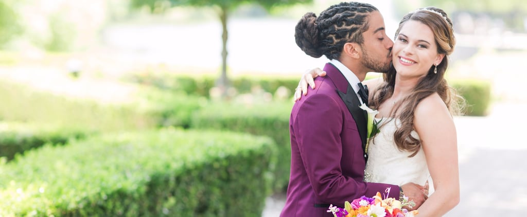 Rapunzel Would Love This Sweet Disney Wedding That Featured Details From Tangled