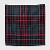 Hearth & Hand with Magnolia Pet Bandana in Blue & Red Plaid ($8)