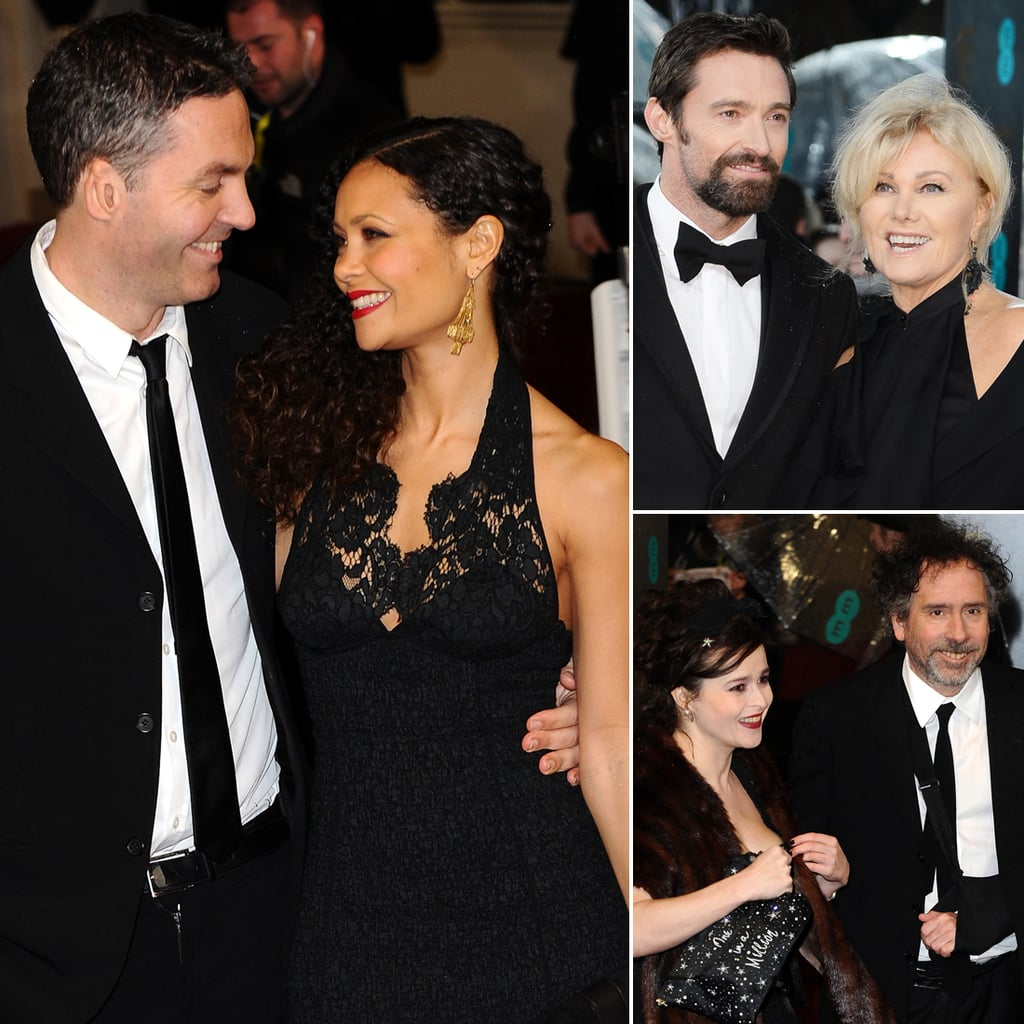 Couples at the BAFTAs | 2013