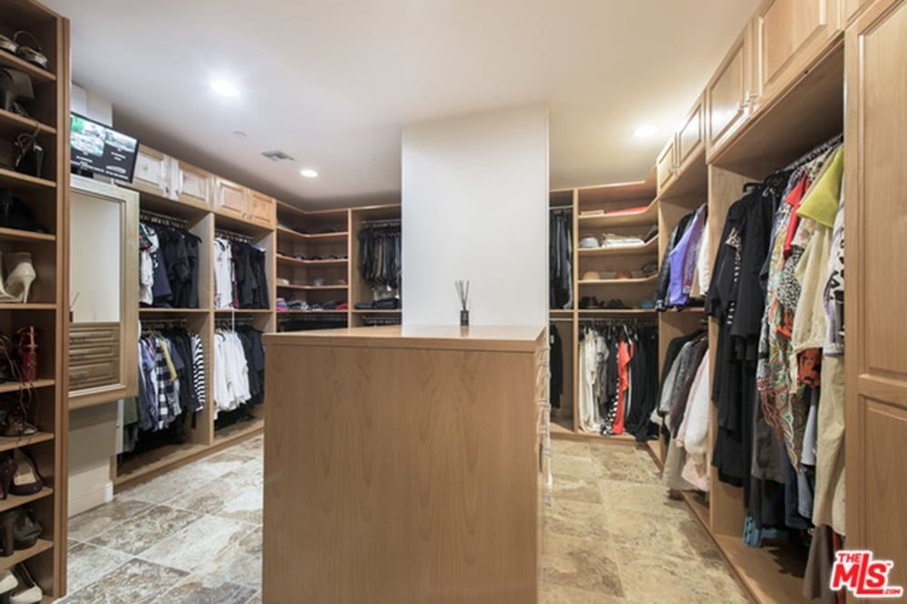 This Massive Closet Is Big Enough To Store Selena S