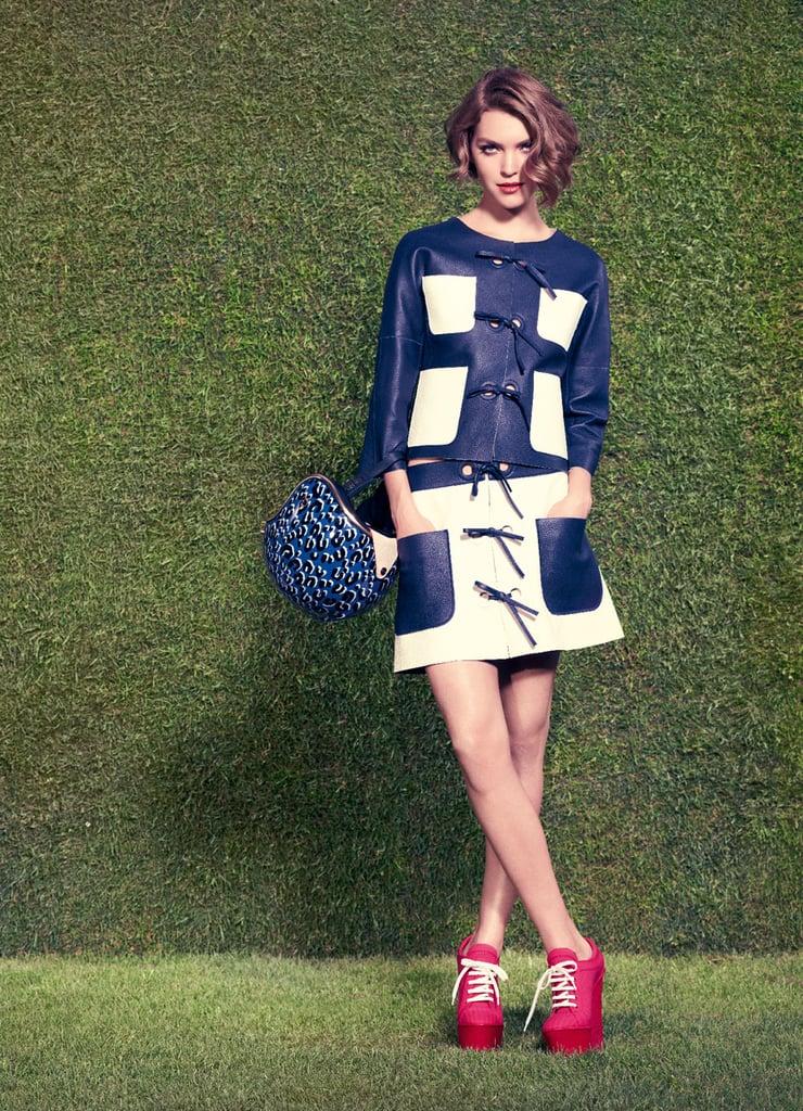 Louis Vuitton Resort 2012 Collection Photos