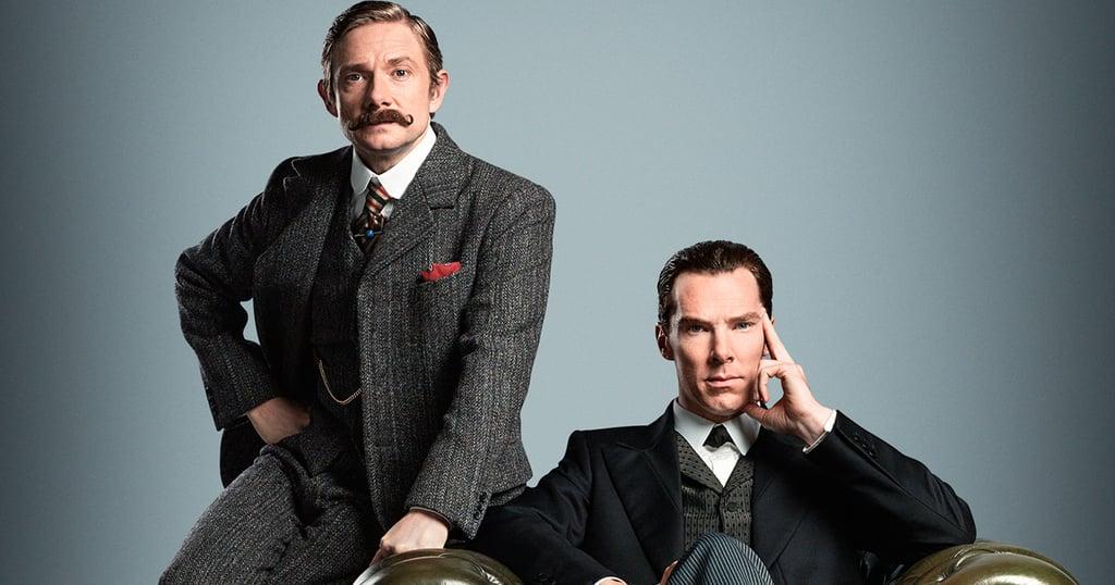 Sherlock Holmes and/or John Watson — Sherlock
