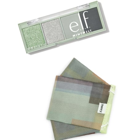 E.l.f. Cosmetics Eye-Makeup and Face-Mask Pairings