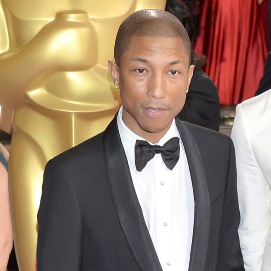 Pharrell Williams Shorts at Oscars 2014