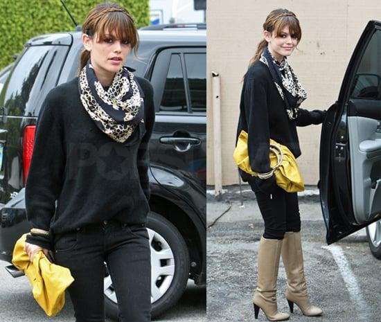 Rachel Bilson's Cute Fashion Out in LA May 12