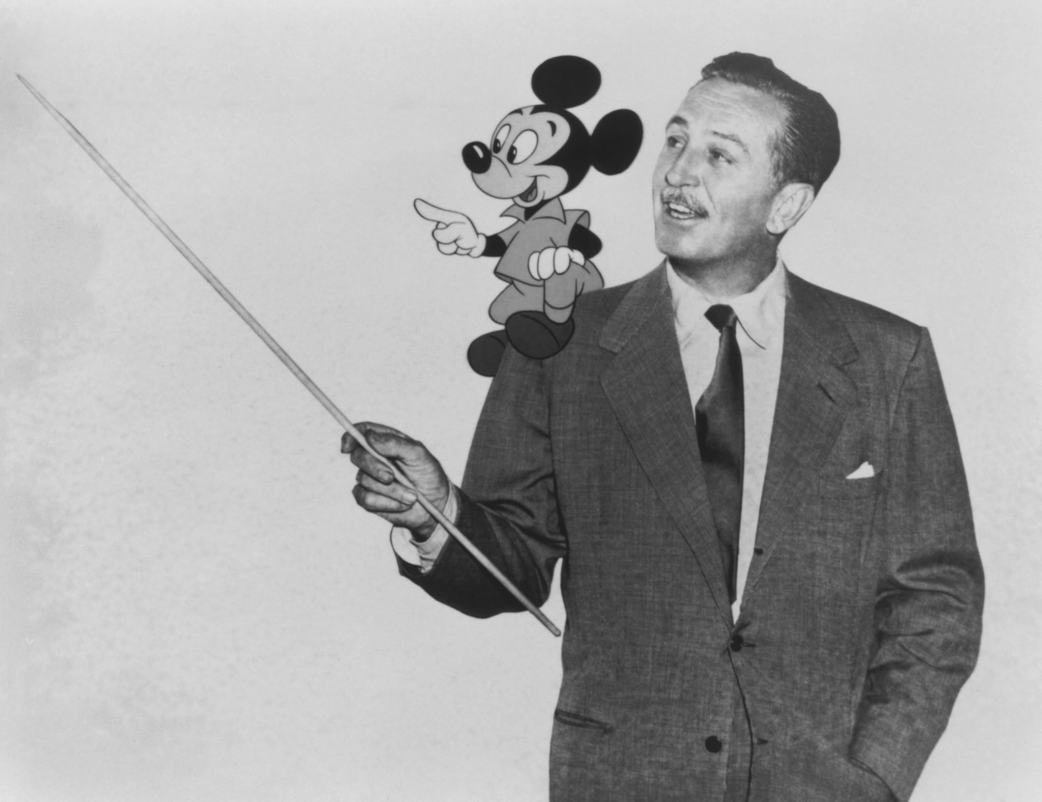 Walt Disney and Mickey Mouse, 1950s
