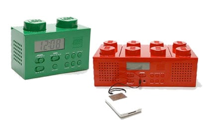 Stackable Lego Sound Gear