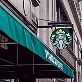 Get Starbucks Delivered