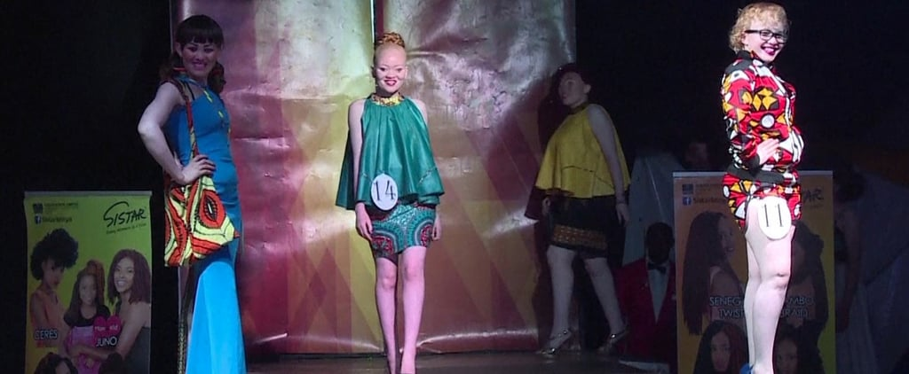 First-Ever Albinism Beauty Pageant Proves Different Is Gorgeous