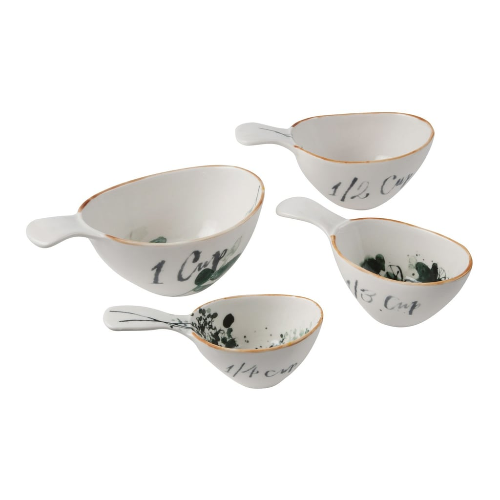 FLOOR | 9 Watercolor Ceramic Measuring Cup Set