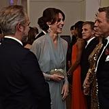 When Daniel Craig Made Kate Laugh at the Spectre Premiere