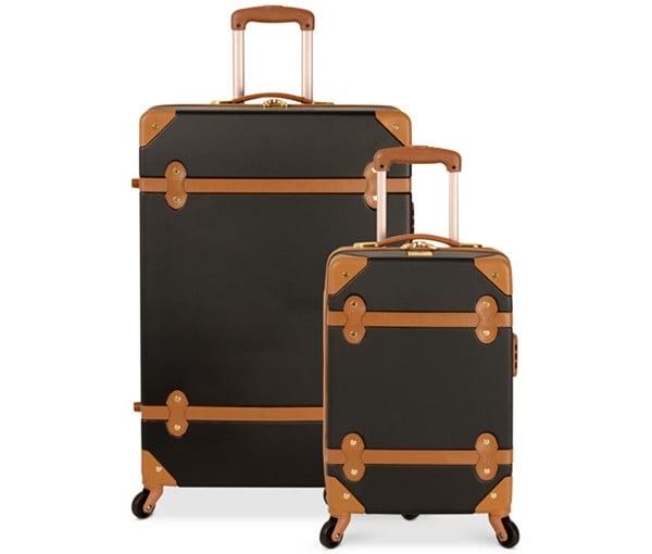 Diane von Furstenberg Adieu Hardside Spinner Luggage ($180)