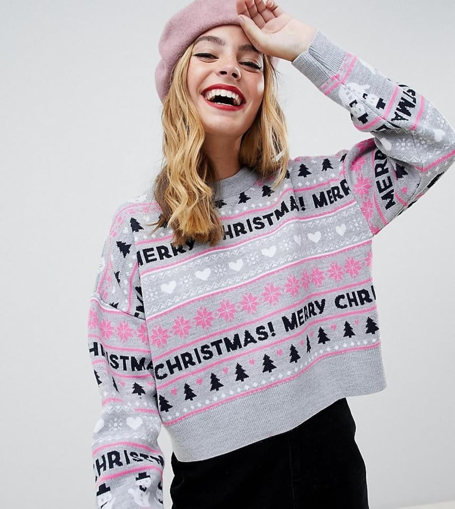 Best ASOS Christmas Jumpers 2019 | POPSUGAR Fashion UK