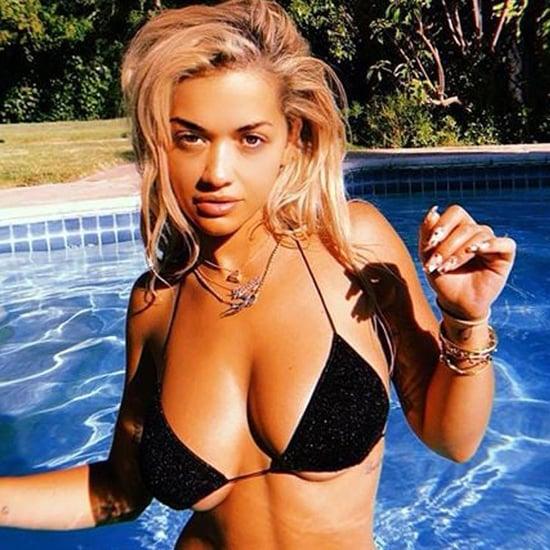 Rita Ora Bikini Pictures
