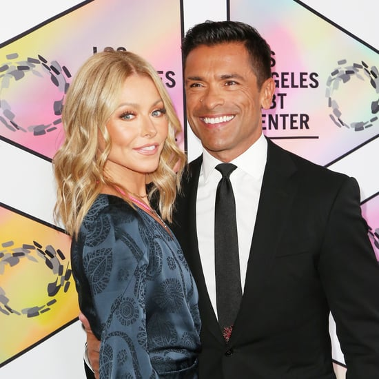 Kelly Ripa Responds to Comment About Being Too Old For Mark
