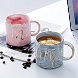 Tergi Mr and Mrs Coffee Mugs Set