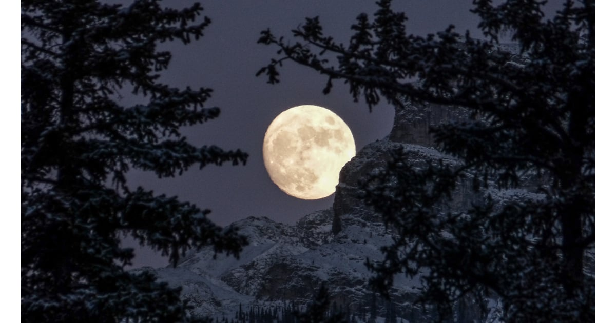 March 28 — Full Worm Moon | When to Watch Every Full Moon ...