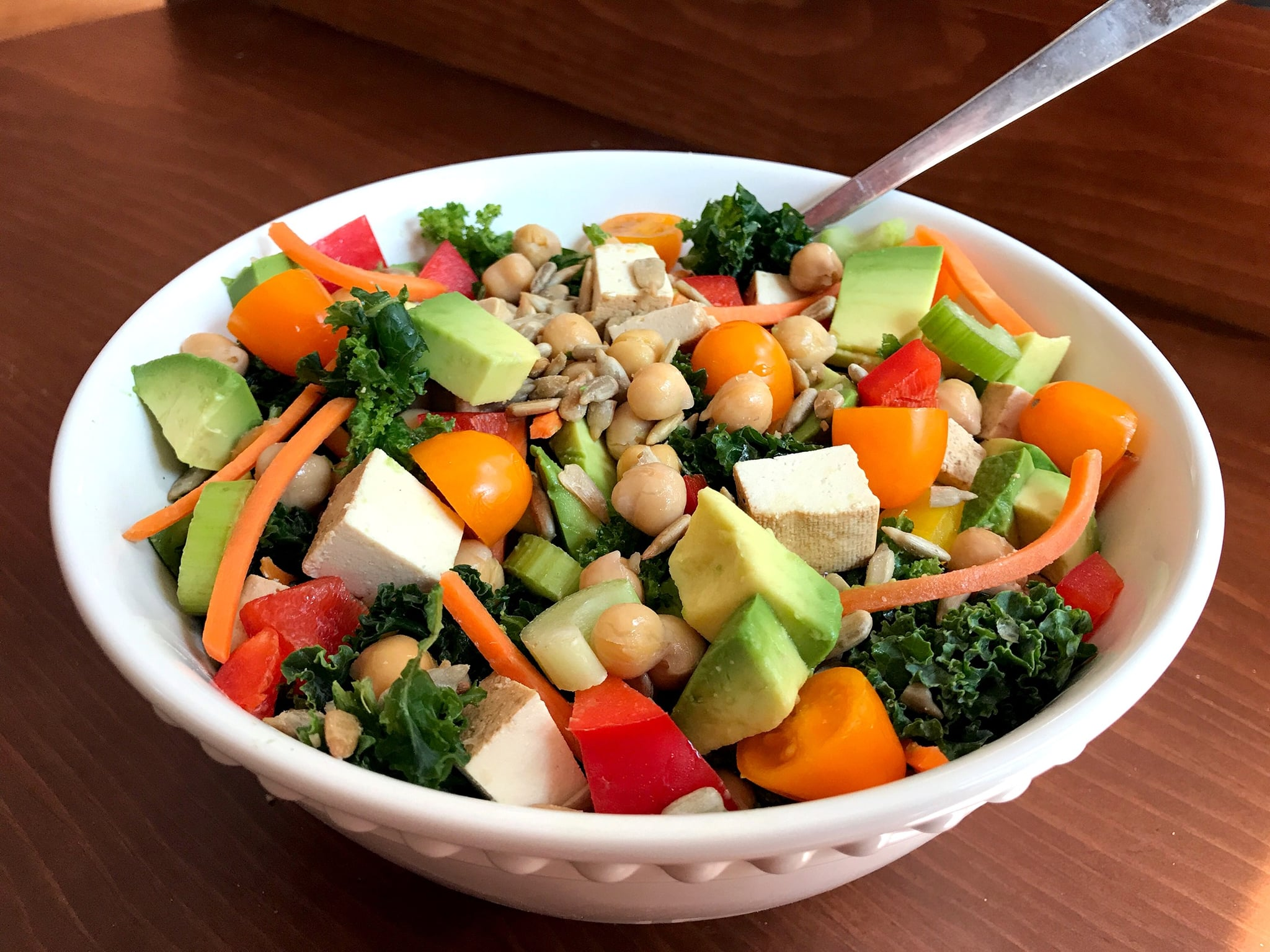 is a salad diet good to lose weight