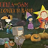 Stella and Sam Halloween Band