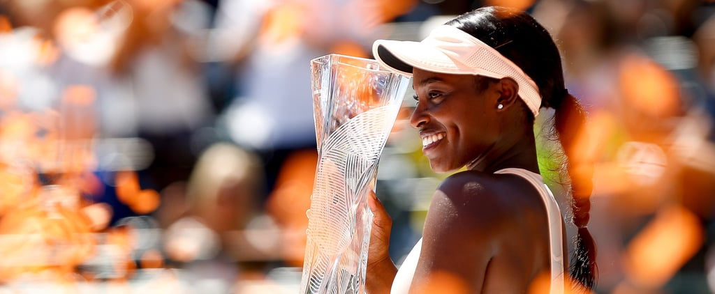 Who Is Sloane Stephens?