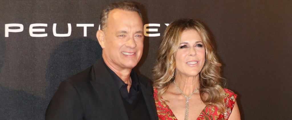Tom Hanks and Rita Wilson Make a Gorgeous Pair in Italy