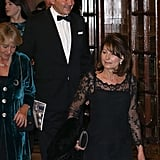 Carole Middleton in November 2014