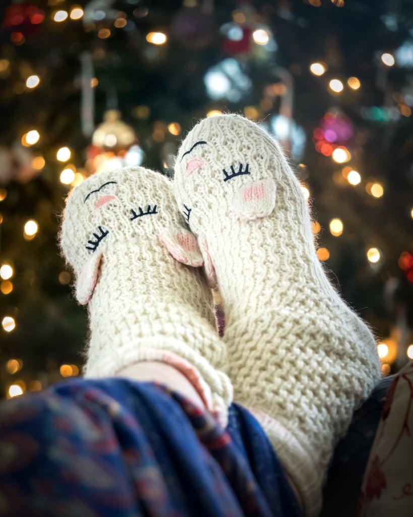 Put on a Cozy Pair of Socks