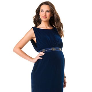Sequin Maternity Party Dresses