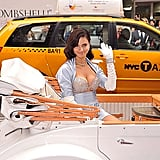 Did you see Adriana Lima in a $2 million bra on the streets of NYC? Sexy!