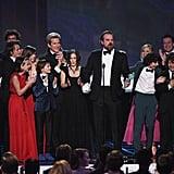 Stranger Things Cast at the 2017 SAG Awards